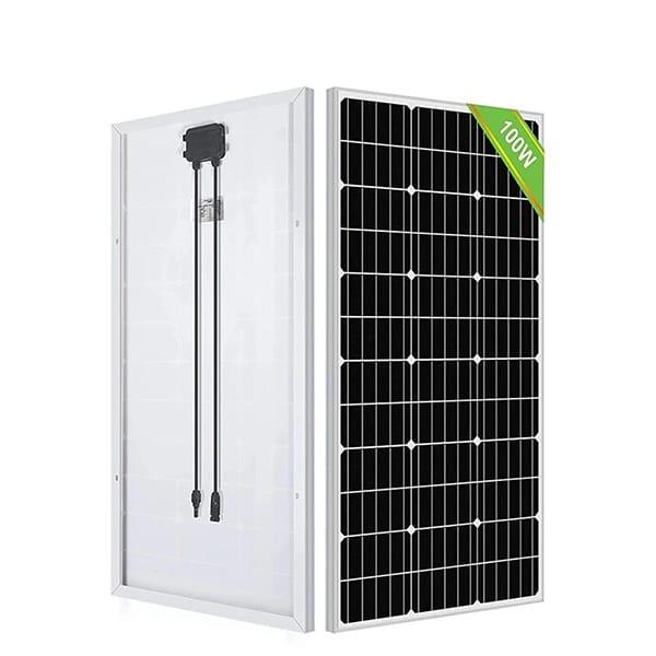 100 Watt Solar Panel Review on SolarKnowHow