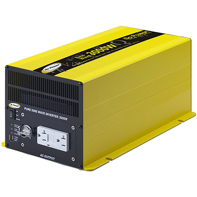 Go Power 3000 watt pure sinewave inverter