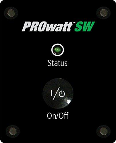 Xantrex PROWatt SW 2000 remote starter.