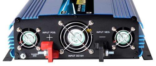Power Bright 1500 Watt Inverter