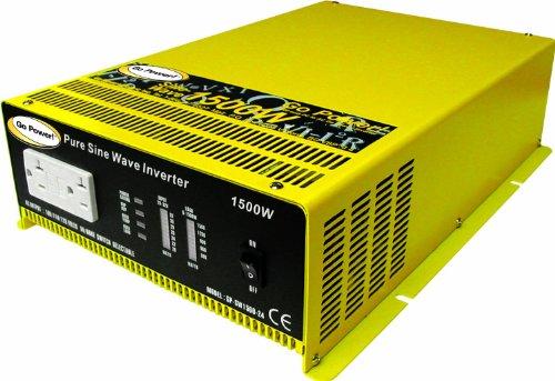 Go Power! GP-SW1500-24V Pure sine wave 1500 Watt Inverter
