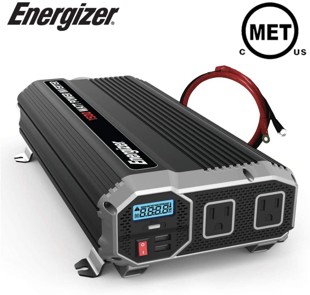 Energizer 1500 Watt Inverter