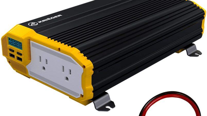 Kreiger 1500 watt inverter