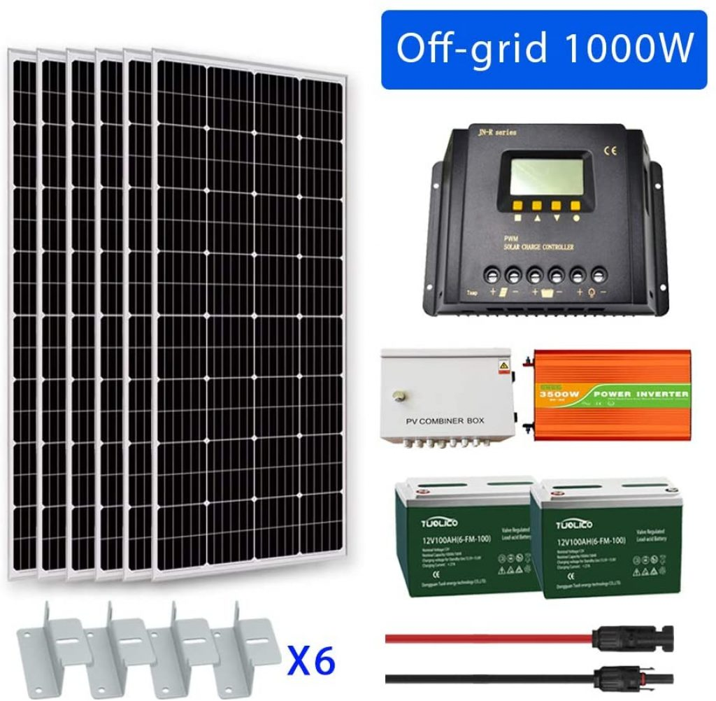 1000 Watt Solar Panel Kit 1 Kw Off Grid What Can It Run Buyers Guide