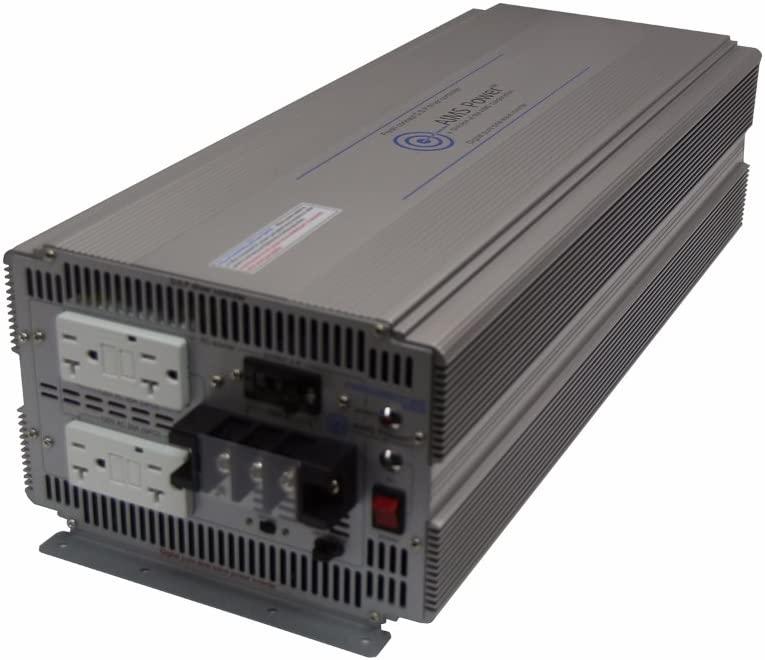 AIMS 5000 watt inverter