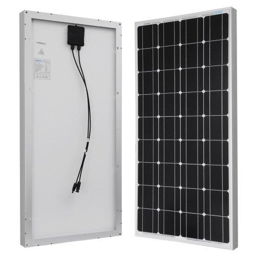 Best 100 watt solar panel canada - Renogy solar panel