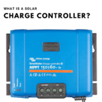What is a solar charge controller