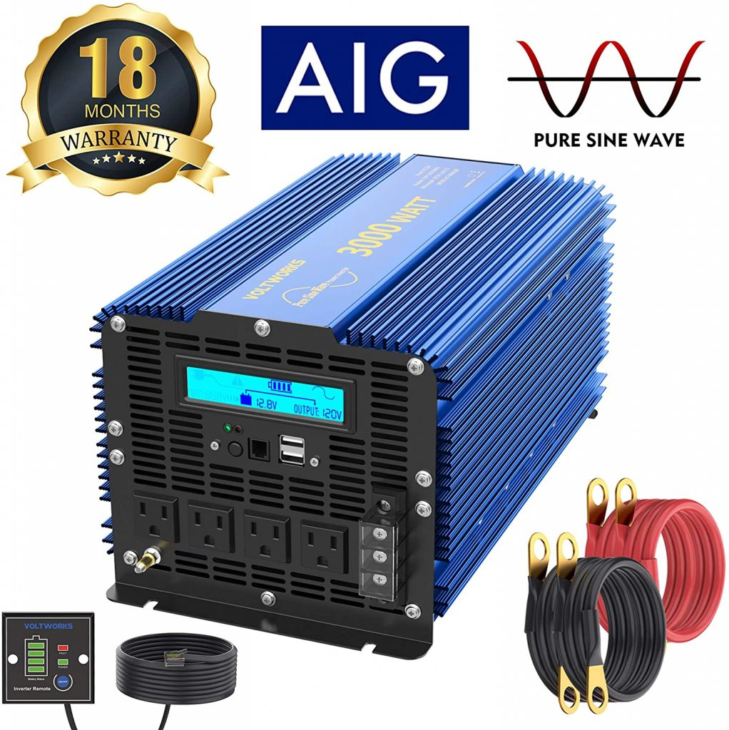 AIG 3000 watt Inverter