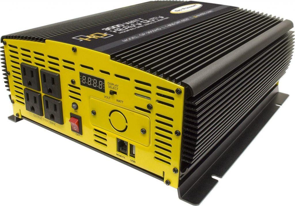 Go Power-3000-watt-inverter