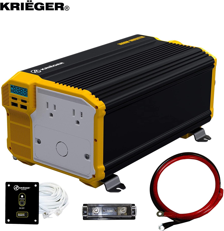 Krieger - Best 3000 Watt inverter (Modified SW)