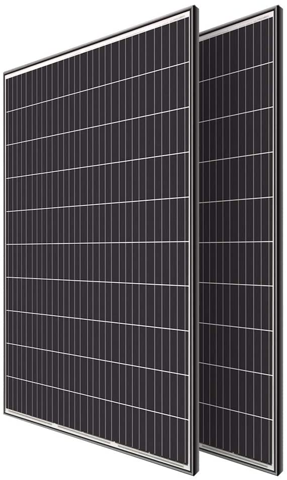 24 volt solar panels