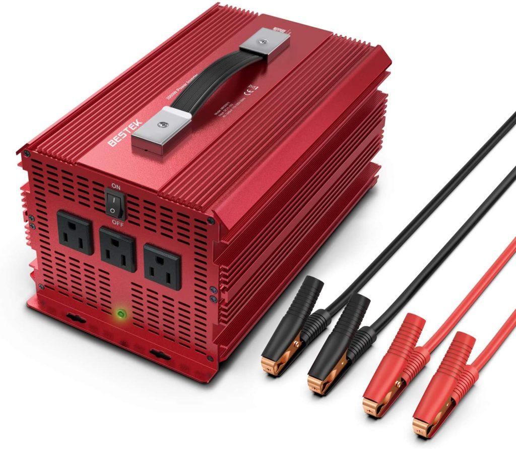 Bestek 2000W power inverter