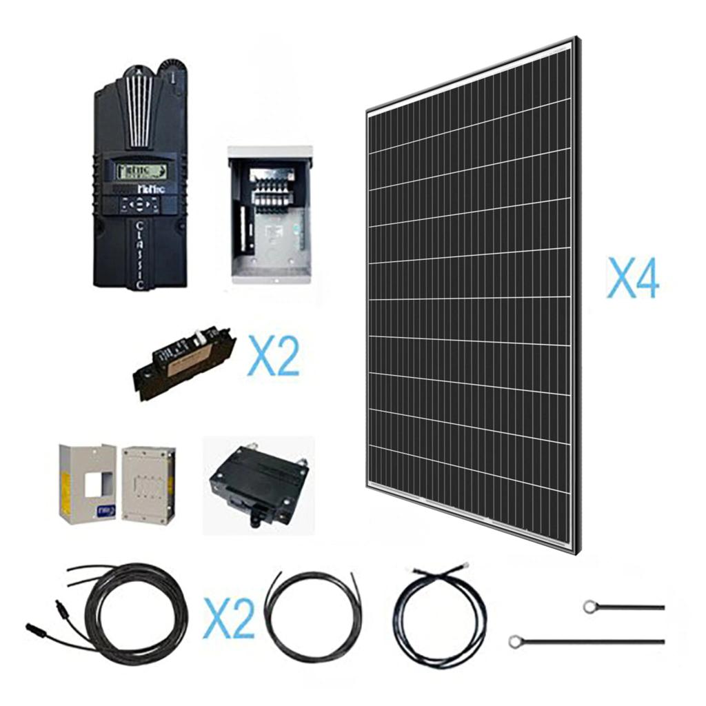 1000 Watt Solar Panel Kit 1 Kw Off Grid What Can It Run Buyers Guide