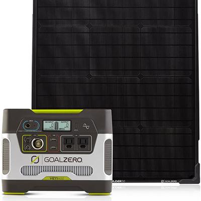 yeti solar genertor