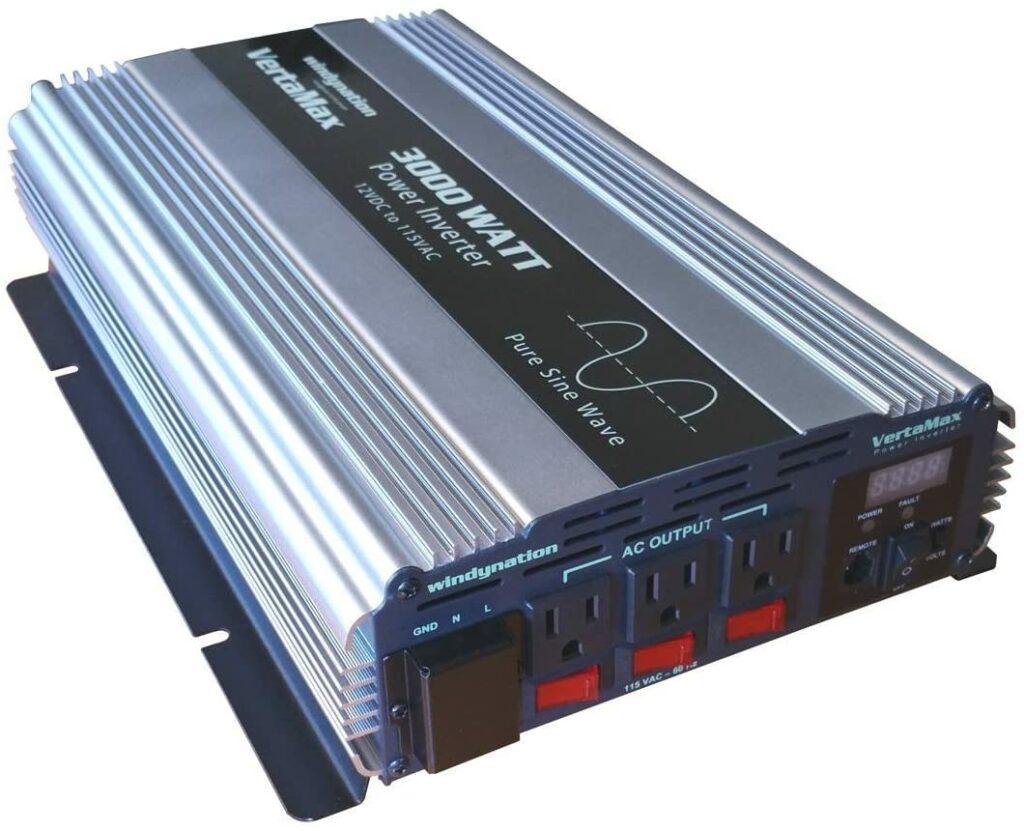 VertaMax Inverter