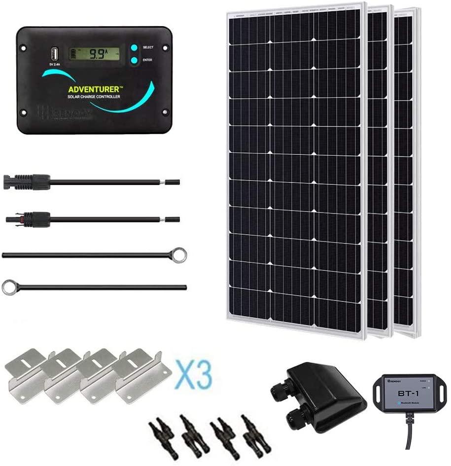 Renogy 300-Watt Solar Panel Kit