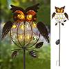 Mr. Owl Garden Solar Light