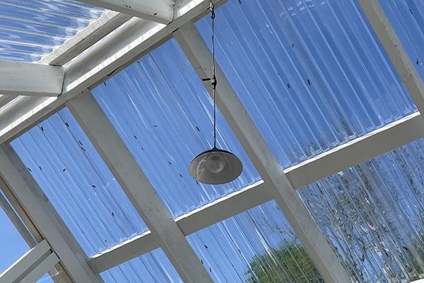 Solar Greenhouse Pendant Lights
