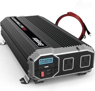 Energizer1100 Watt Modified Power Inverter