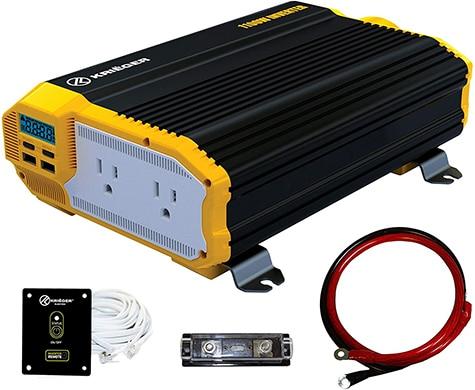 Krieger 1100 Watt Modified Power Inverter