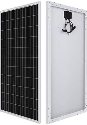 renogy solar panel compact design