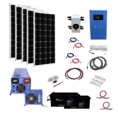 ShopSolarKits.com - Complete Off-Grid 1000-watt Solar System Kit