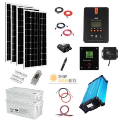 ShopSolarKits.com - Complete DIY 800 Watt Solar Kit